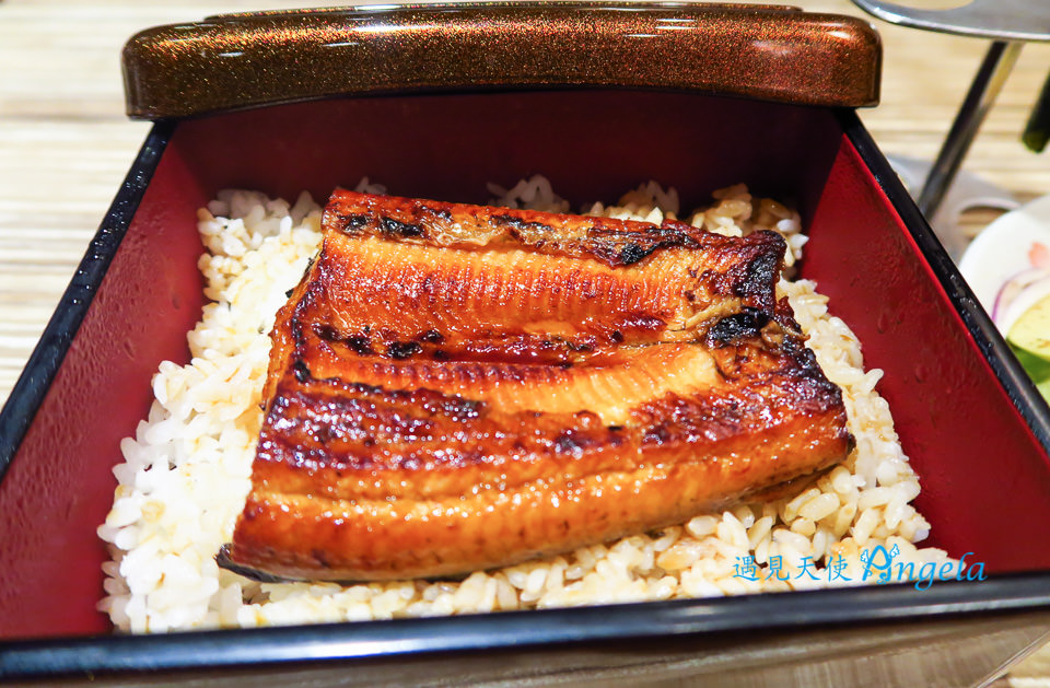 新田鰻魚飯