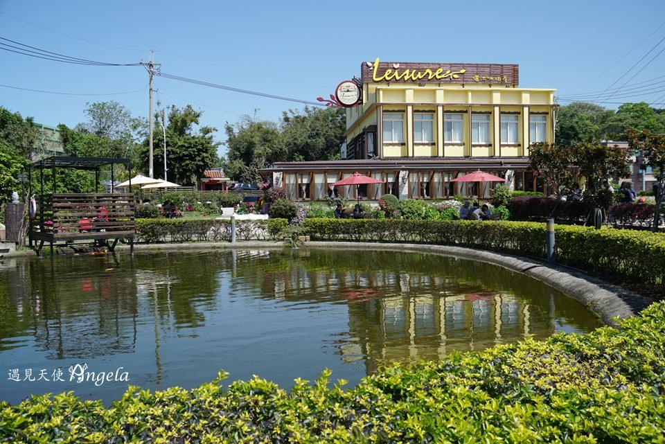 頭份庭園餐廳