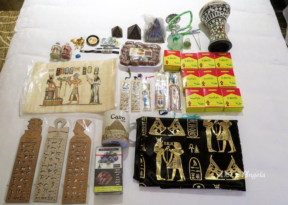 埃及戰利品