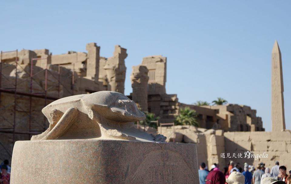 卡奈克神廟Karnak Temple聖甲蟲