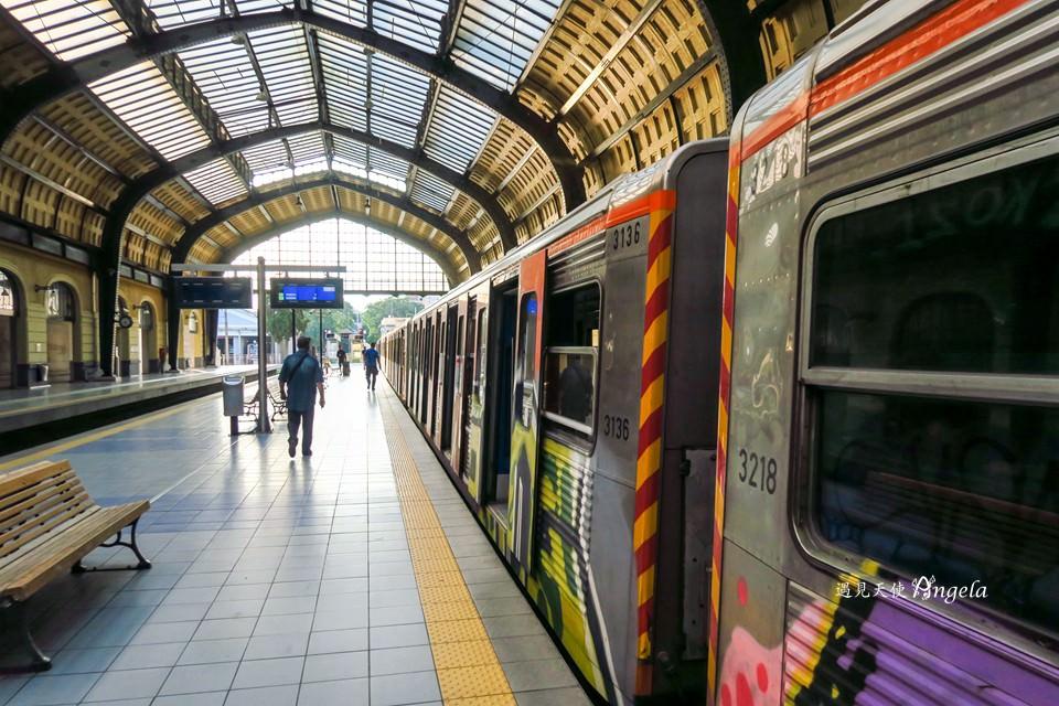 雅典港口地鐵