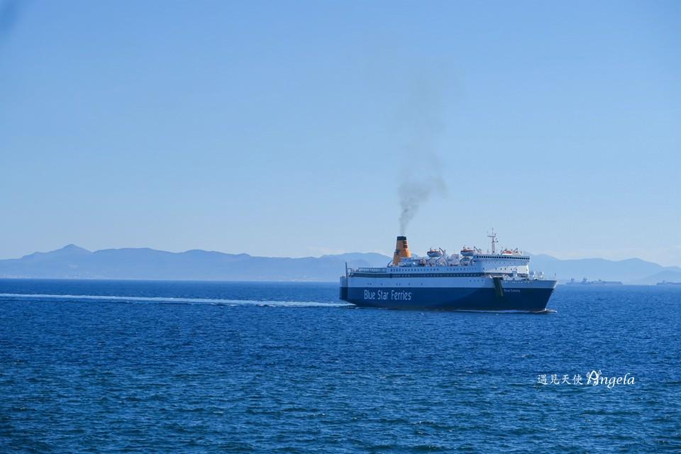 blue star ferry