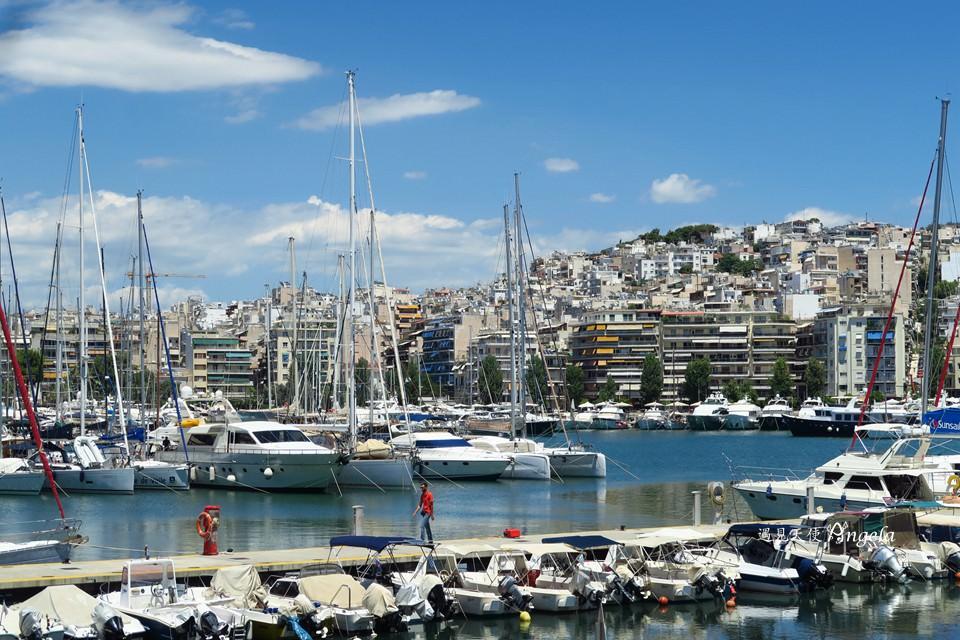 piraeus 市區景點
