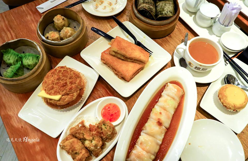 台中檀島咖啡下午茶