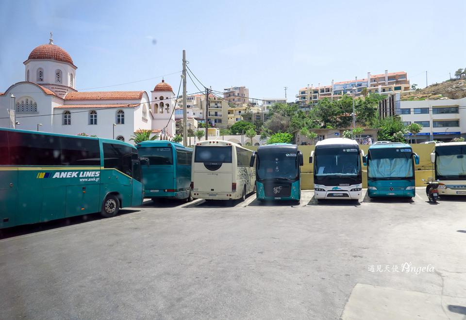 crete 交通