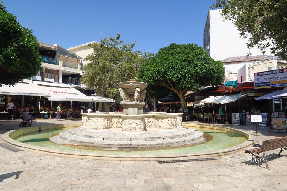 heraklion 舊城區景點