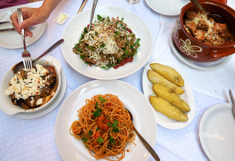 chania舊城區餐廳推薦