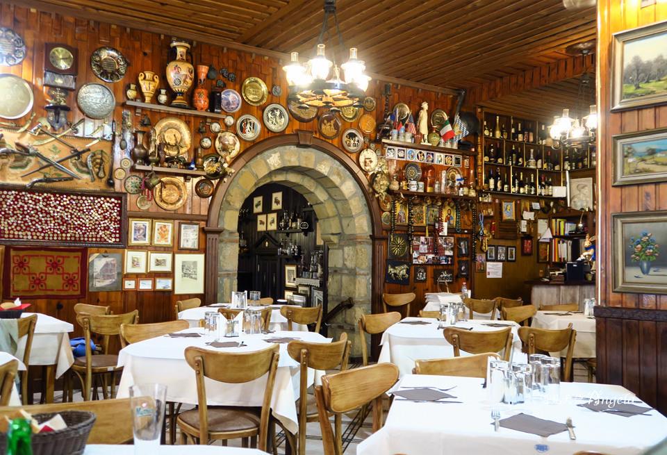 Kalambaka餐廳