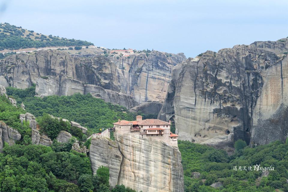 天空之城Varlaam monastery
