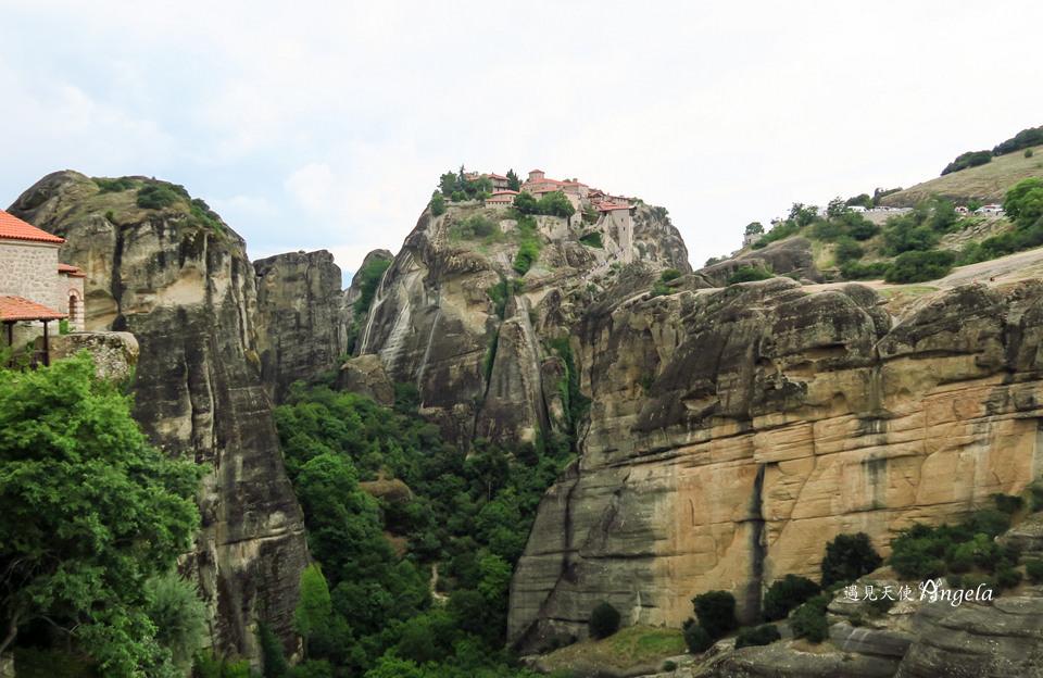 希臘天空之城Varlaam monastery