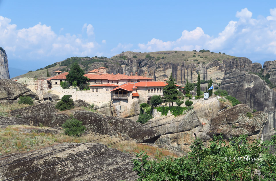 最難走的修道院Holy Trinity Monastery