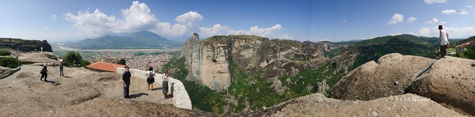 視野最好Holy Trinity Monastery