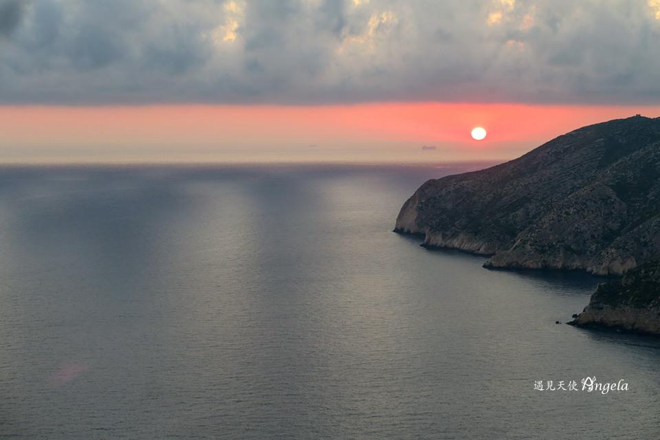 扎金索斯島夕陽