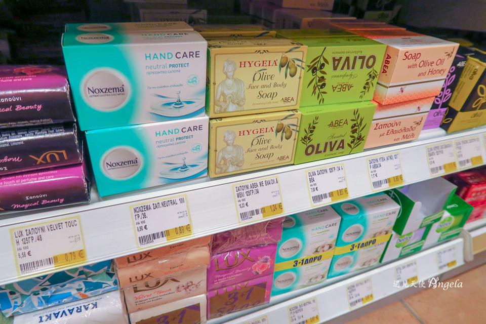 希臘超市買什麼名產