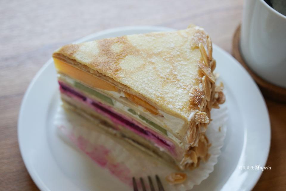 宜蘭食尚玩家千層蛋糕