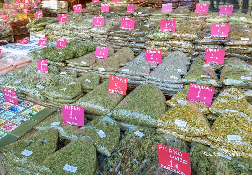 雅典中央市場必買