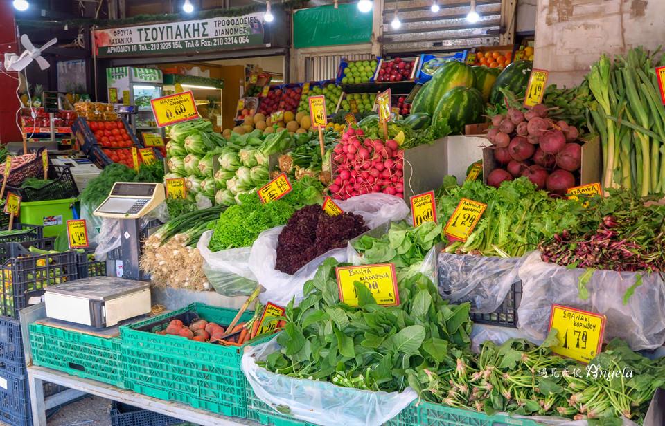 雅典中央市場