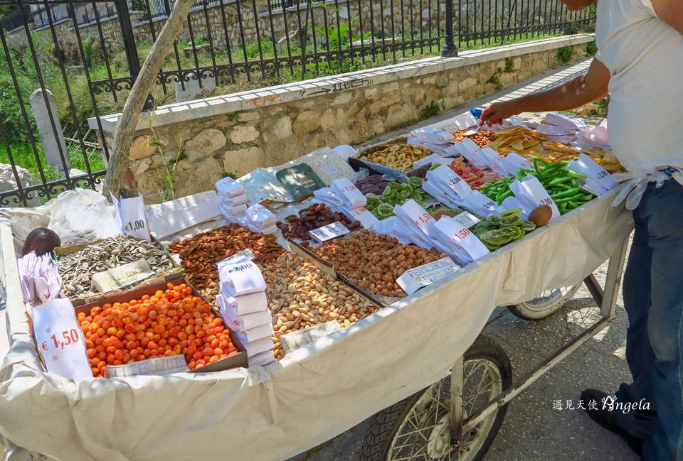 雅典攤販小吃