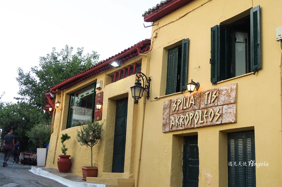 衛城夜景餐廳