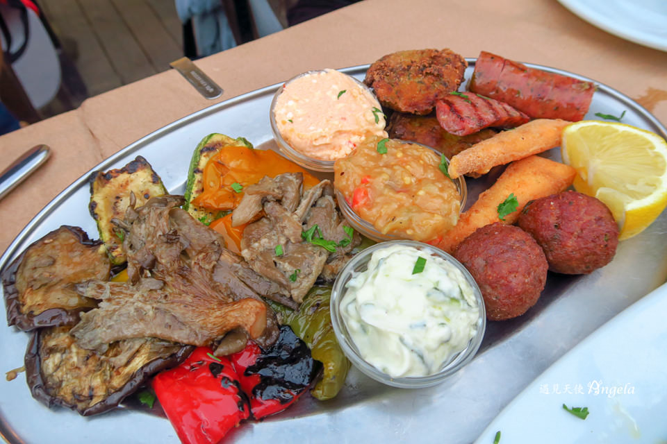 雅典衛城餐廳美食