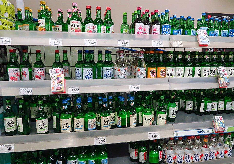 韓國樂天超市