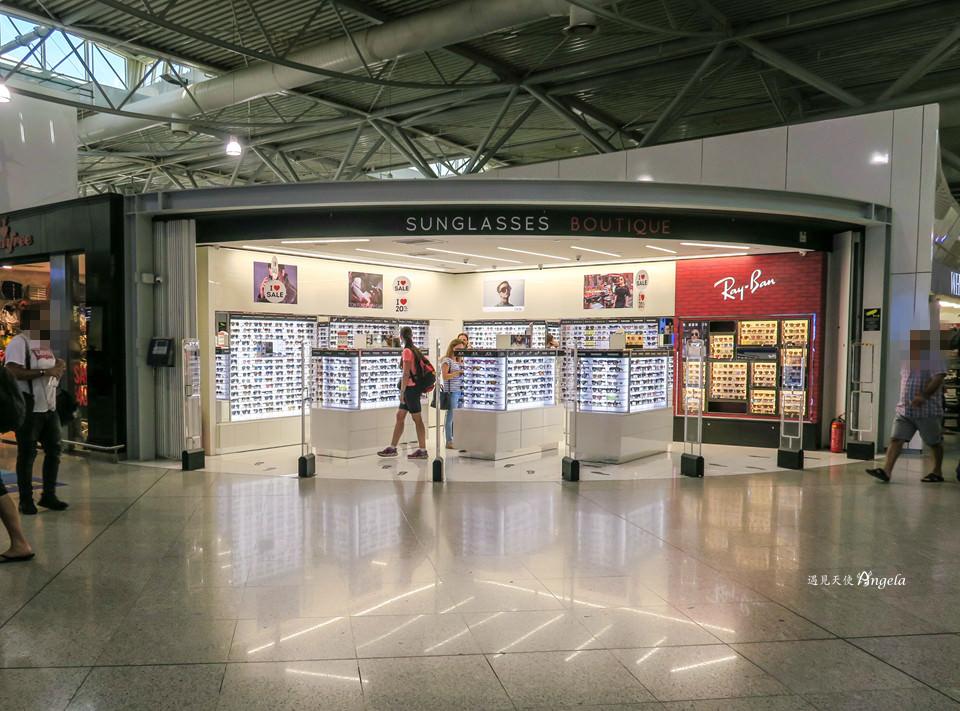 雅典機場購物