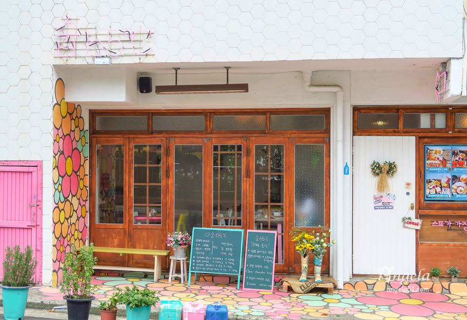 釜山田浦咖啡街