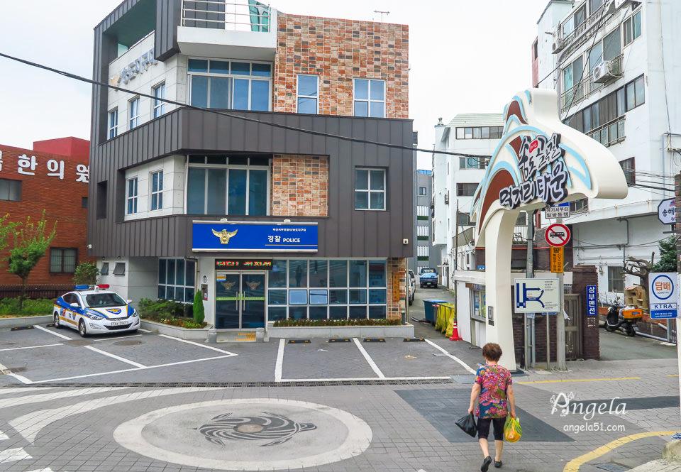 釜山松島天空步道怎麼去