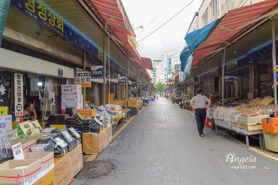 南浦洞乾貨街