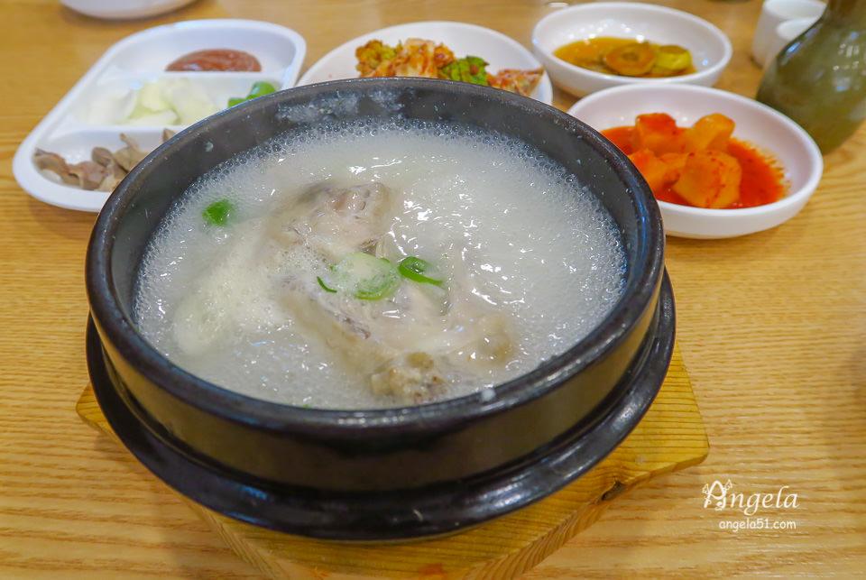 海雲台美食蔘雞湯