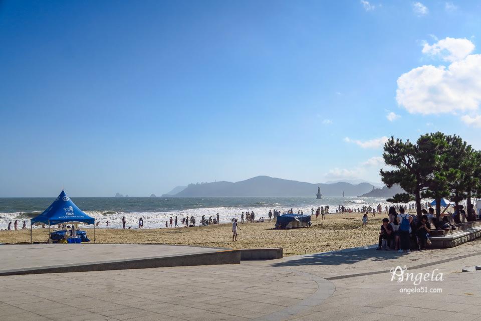 海雲台海水浴場