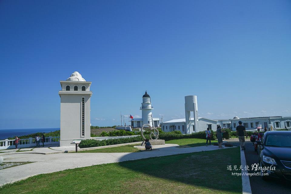 東北角海岸風景-三貂角燈塔