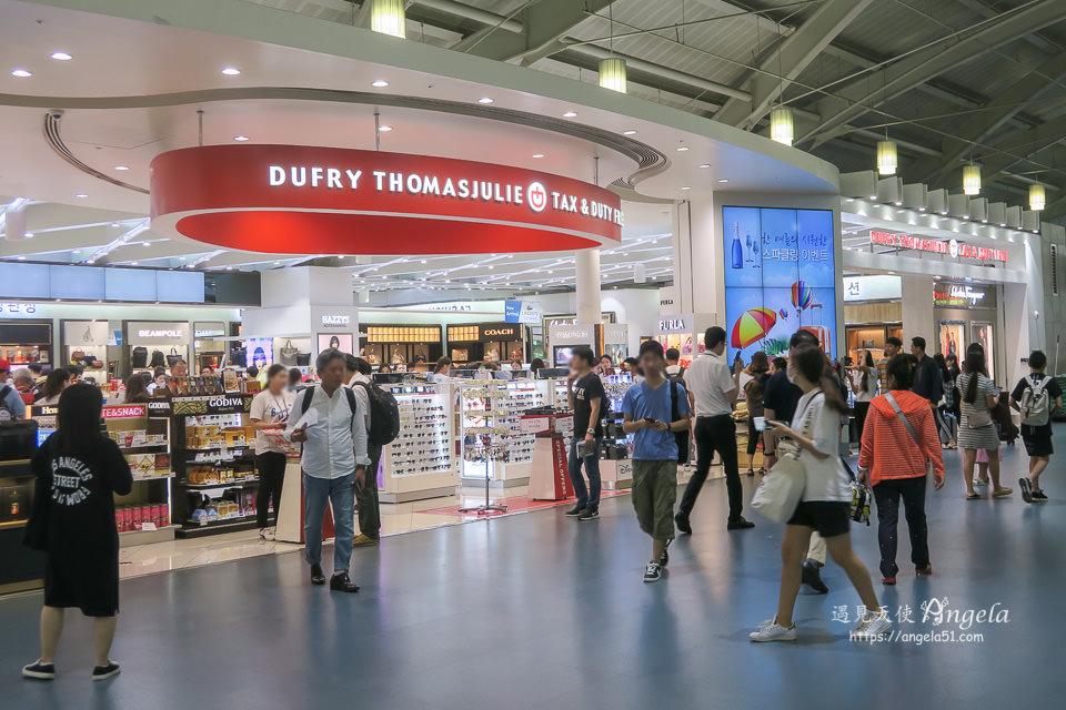 釜山金海機場購物