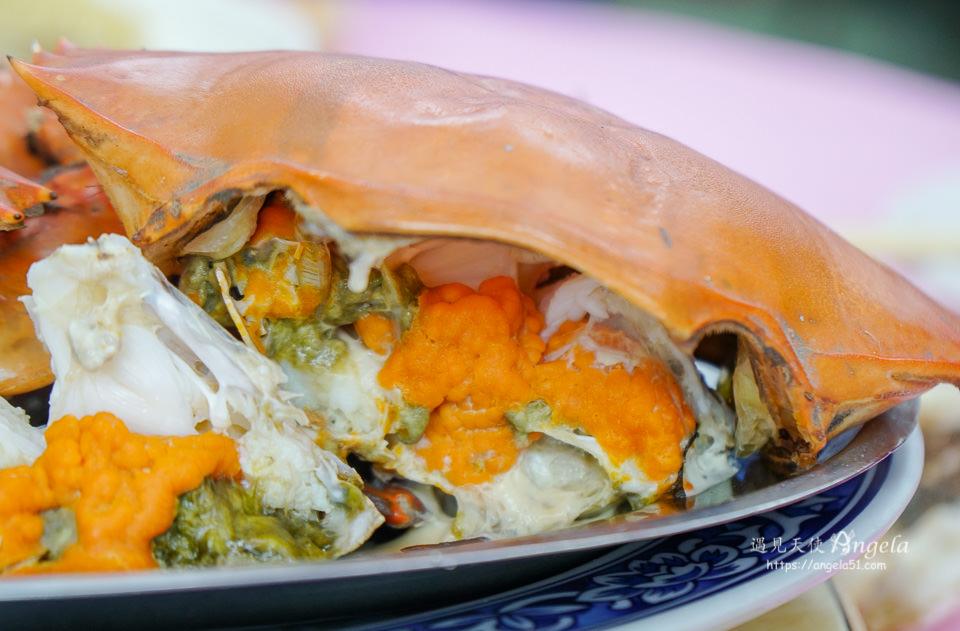 竹圍漁港海鮮美食