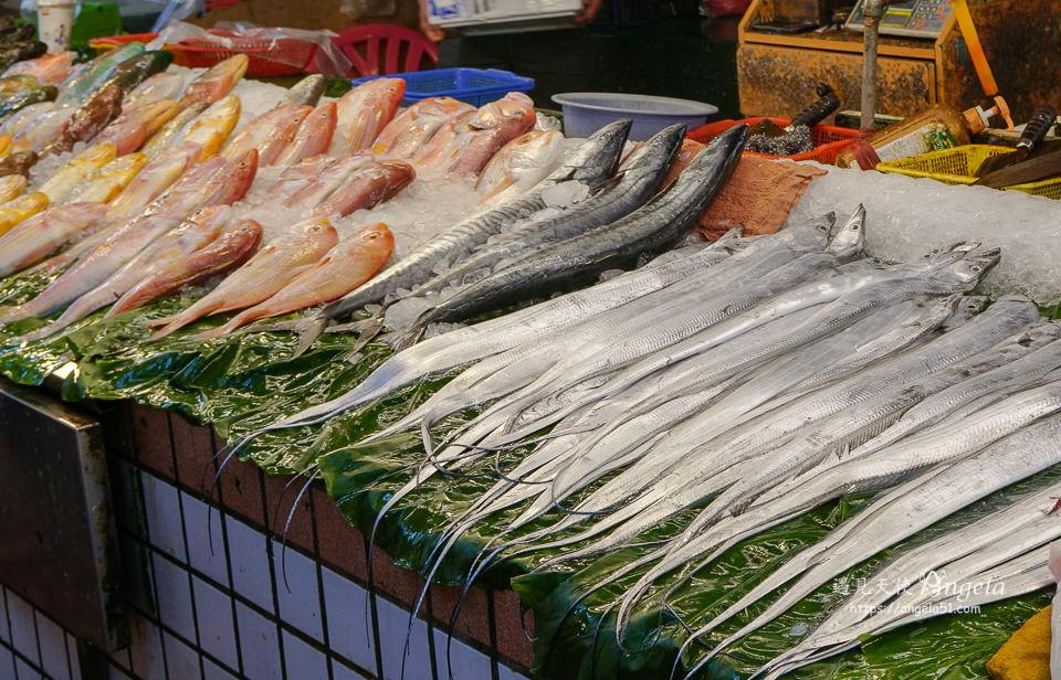 竹圍漁港買海鮮