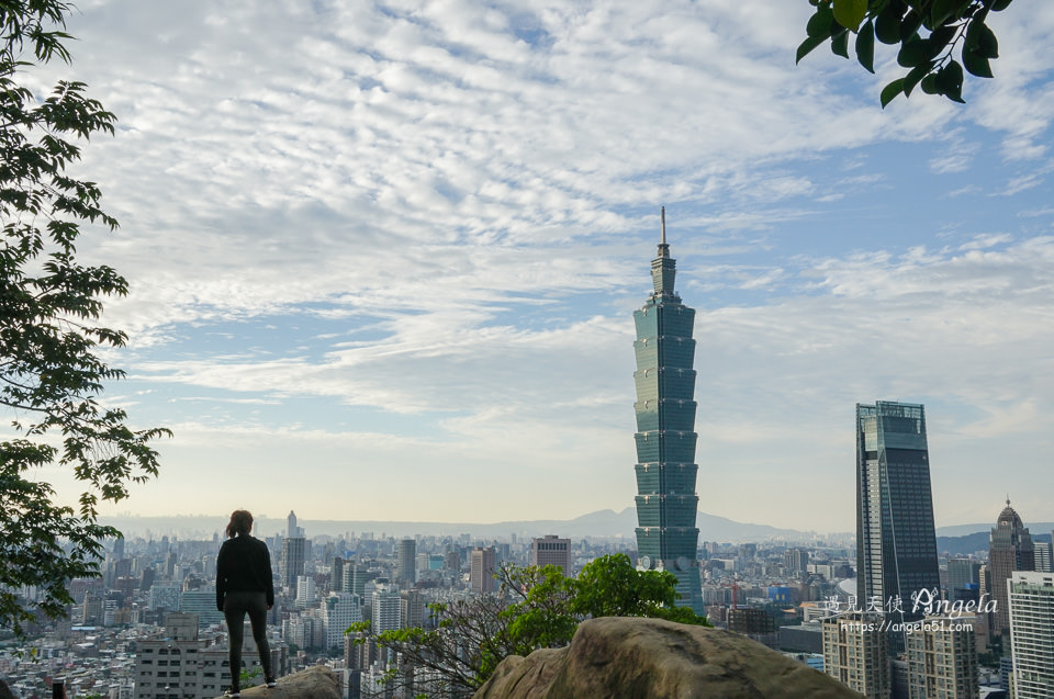 象山步道101觀景台