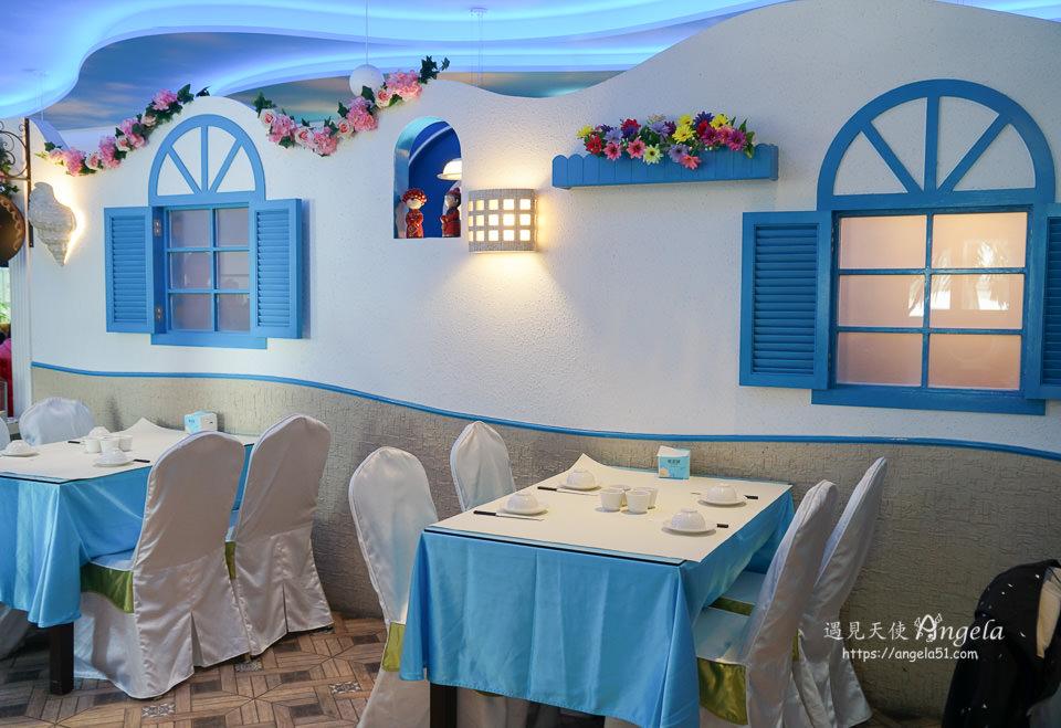 龍潭餐廳-藍舍花園