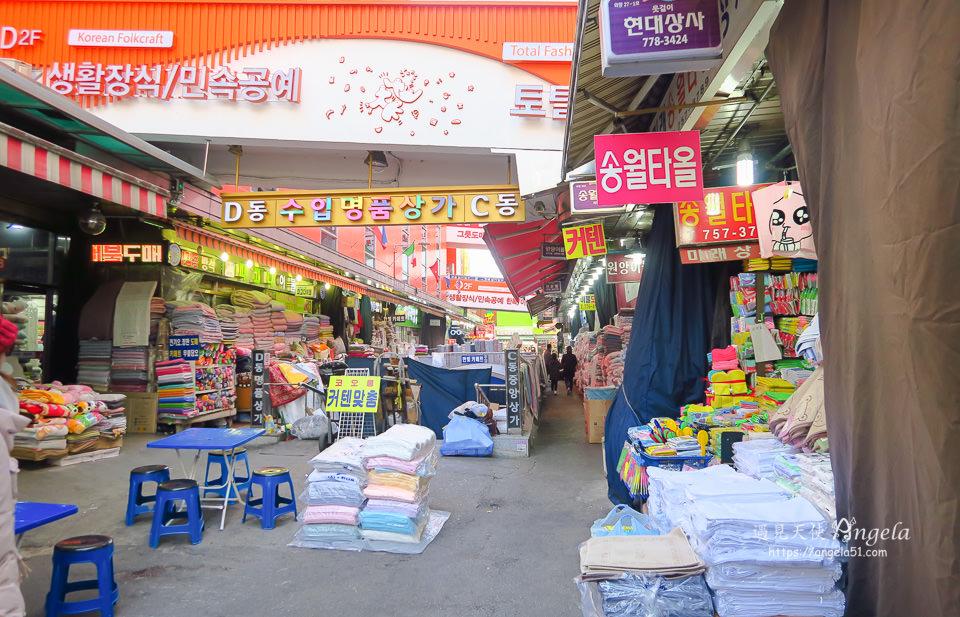 南大門市場棉被