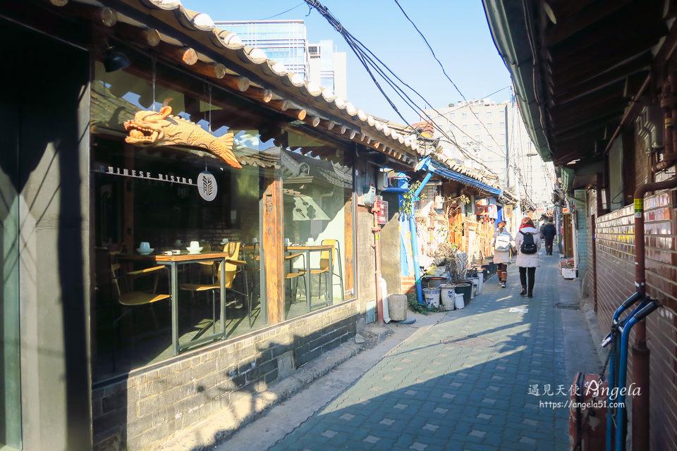 益善洞韓屋村咖啡廳
