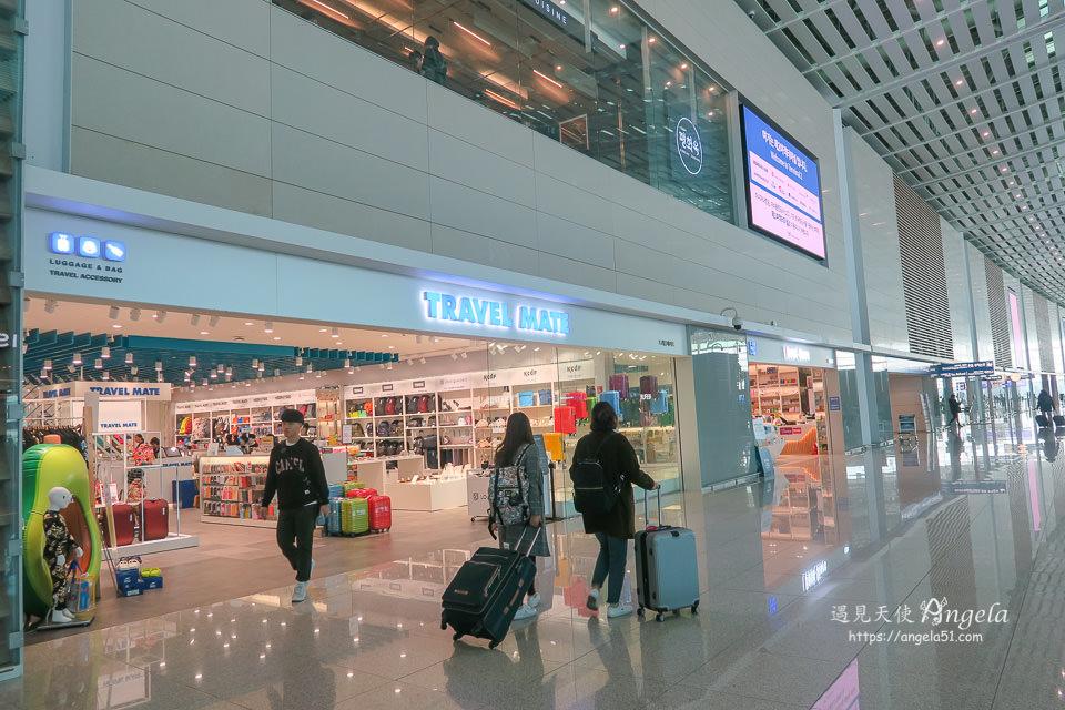 仁川機場第二航廈免稅店