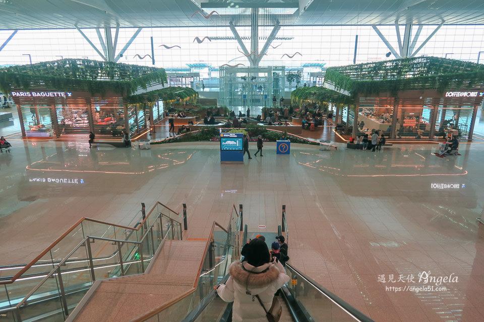 仁川機場第二航廈