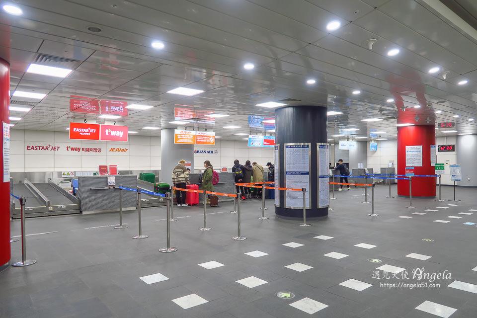 首爾站預辦登機