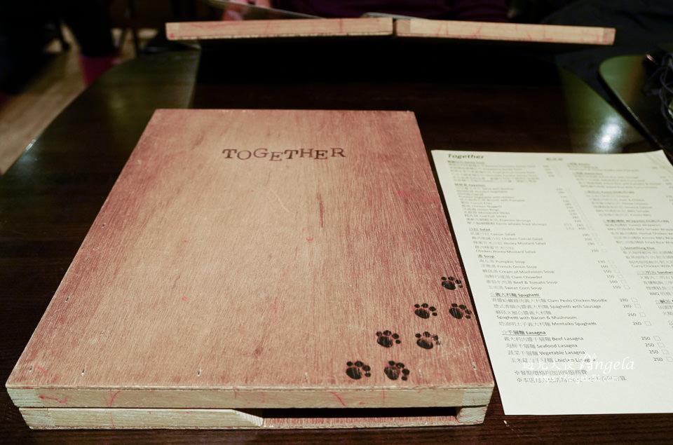 永康街咖啡 OGETHER CAFE菜單