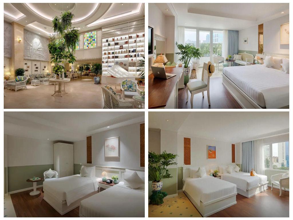 胡志明市第一區飯店推薦