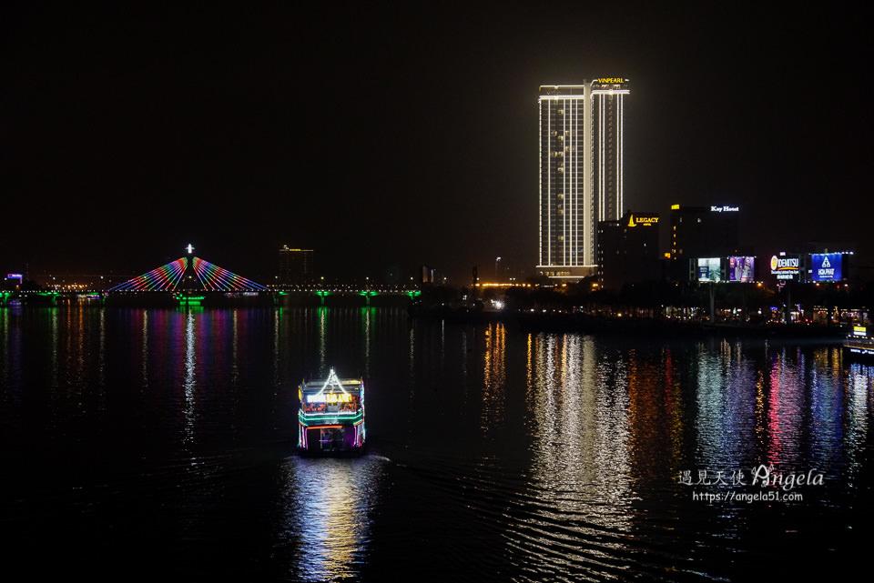 峴港漢江夜景