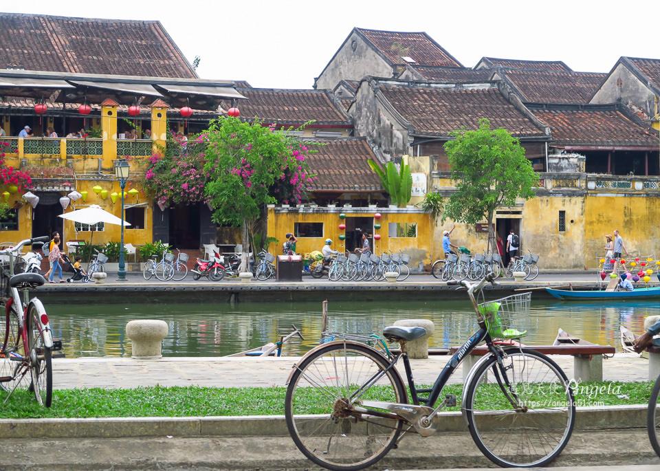 越南世界文化遺產會安古城