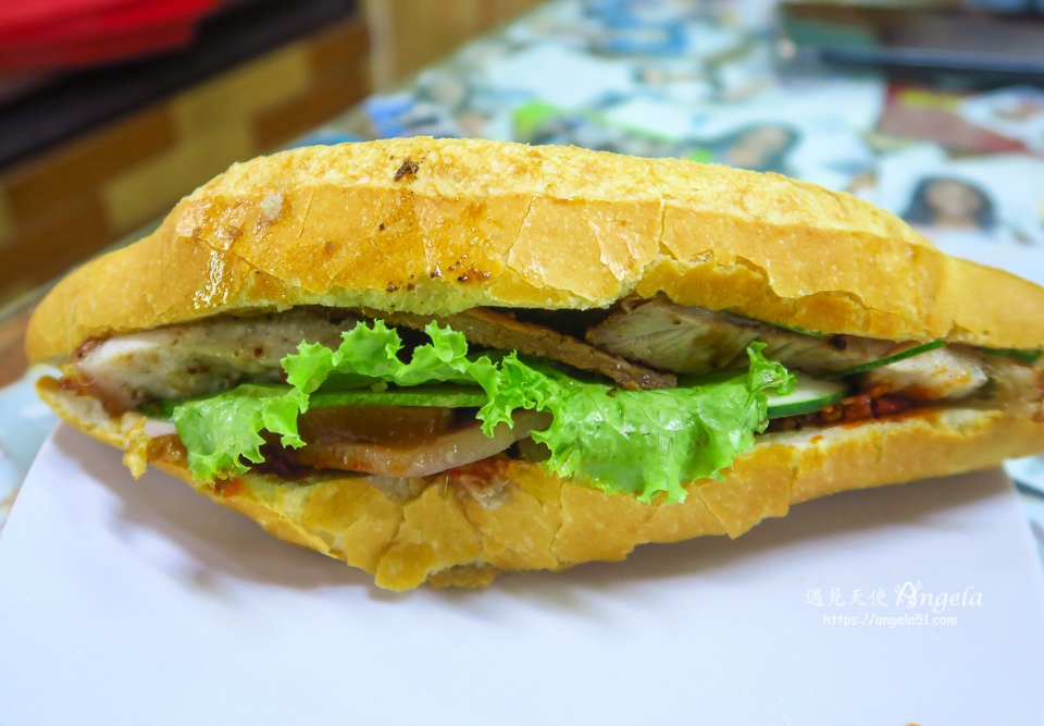 會安美食會安法國麵包