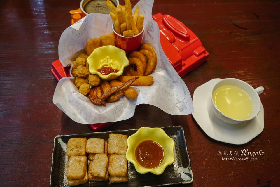 勝興車站下午茶