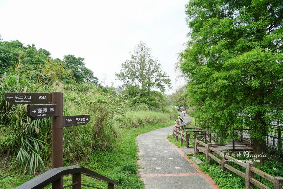 峨眉湖步道