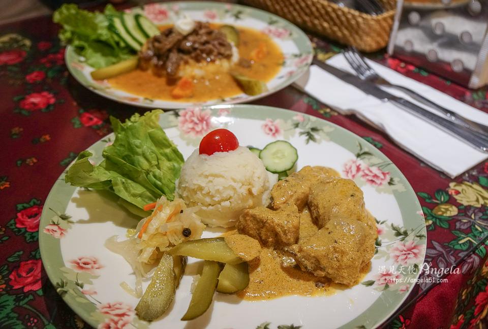公館異國料理俄羅斯城堡餐廳